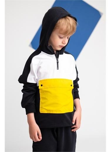 Zeyland Sweatshirt Renkli